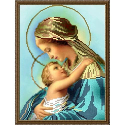 Богородиця Діва Марія з Ісусом