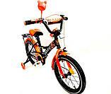 Дитячий велосипед Impuls Beaver 16 дюймів, фото 3