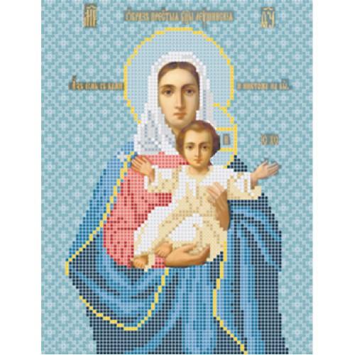 Божа матір Леушинская