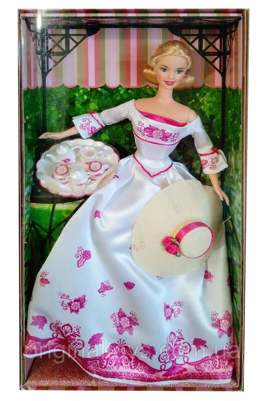 Колекційна лялька Барбі Вікторіанський чай Barbie Victorian Tea 2002 Mattel B0787