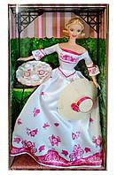 Колекційна лялька Барбі Вікторіанський чай Barbie Victorian Tea 2002 Mattel B0787, фото 1