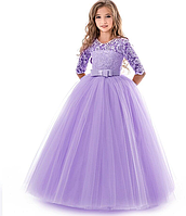 Святкова сукня принцеси фіолетовоеPrincess festive dress purple.2021