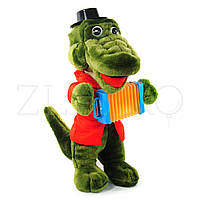 """М'яка Іграшка """"Крокодил Гена"""" - 30 см"""