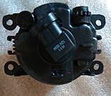 Галогеновая фара JH07 диаметр 90 мм (RENAULT,NISSAN), фото 2