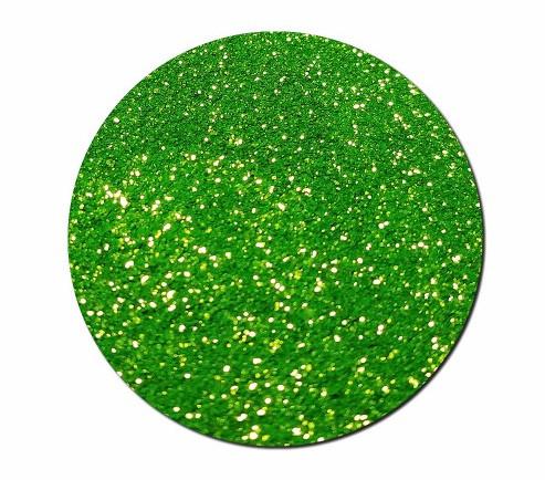 Гліттер сухий Зелений Салатовий