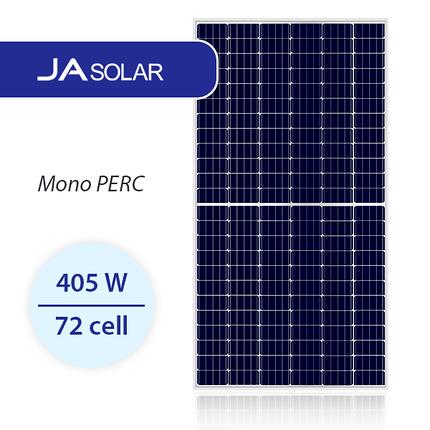 Солнечная панель JA Solar JAM72S10-405/PR 405 Wp, Mono, фото 2