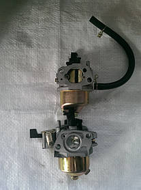 Карбюратор с краном или без крана 168f/170f двигатель бензин