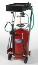 Комбинированная мобильная установка вакуумного отбора масла Flexbimec 3192