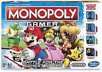 Настольная игра Hasbro Monopoly: Gamer (C1815)