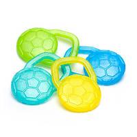 Гелевий прорізувач М'ячик (колір жовтий) тм Babyono