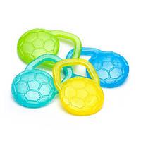 Гелевый прорезыватель Мячик (цвет бирюзовый) тм Babyono