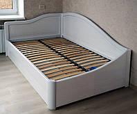 """Кровать в Херсоне деревянная полуторная с подъемным механизмом """"Анна"""" kr.an7.1"""