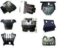 Защита двигателя Sheriff  Mazda 3  2014-  V-1,5 АКПП закр. двиг+кпп