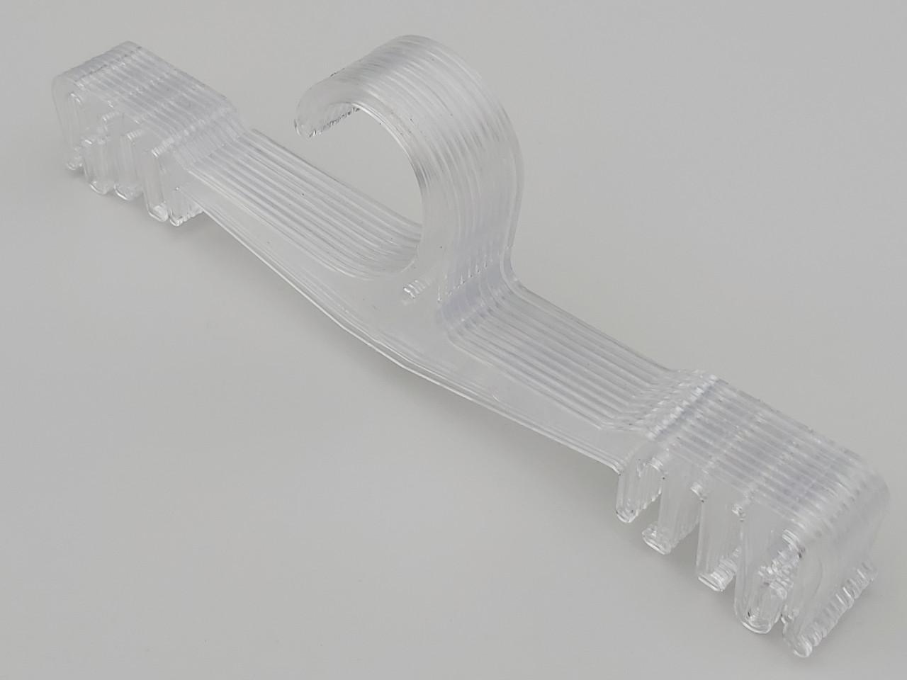 Плечики длина 21,5 см, в упаковке 10 штук. WBR цвет прозрачный