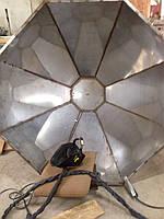 Сварочные работы по  алюминию и нержавеющей стали