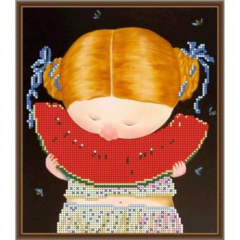 Вышивка бисером, Канва схемы картины Гапчинская Арбузик