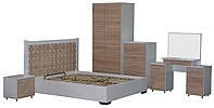 Спальня Римини со шкафом 3Д