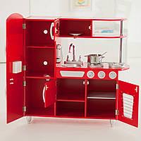 Детская кухня KidKraft Red Vintage США (53173)