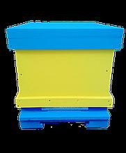 Улей на 10 рамок Рут 230 мм (Дно, крыша, корпус) из пенополистирола