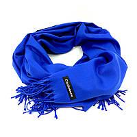 Женский кашемировый шарф Cashmere S92, синий