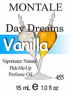 Парфюмерное масло (455) версия аромата Монтале Day Dreams - 15 мл