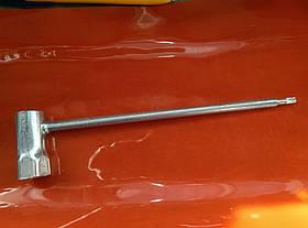 Ключ комбінований 13х19, звезда TORX 27