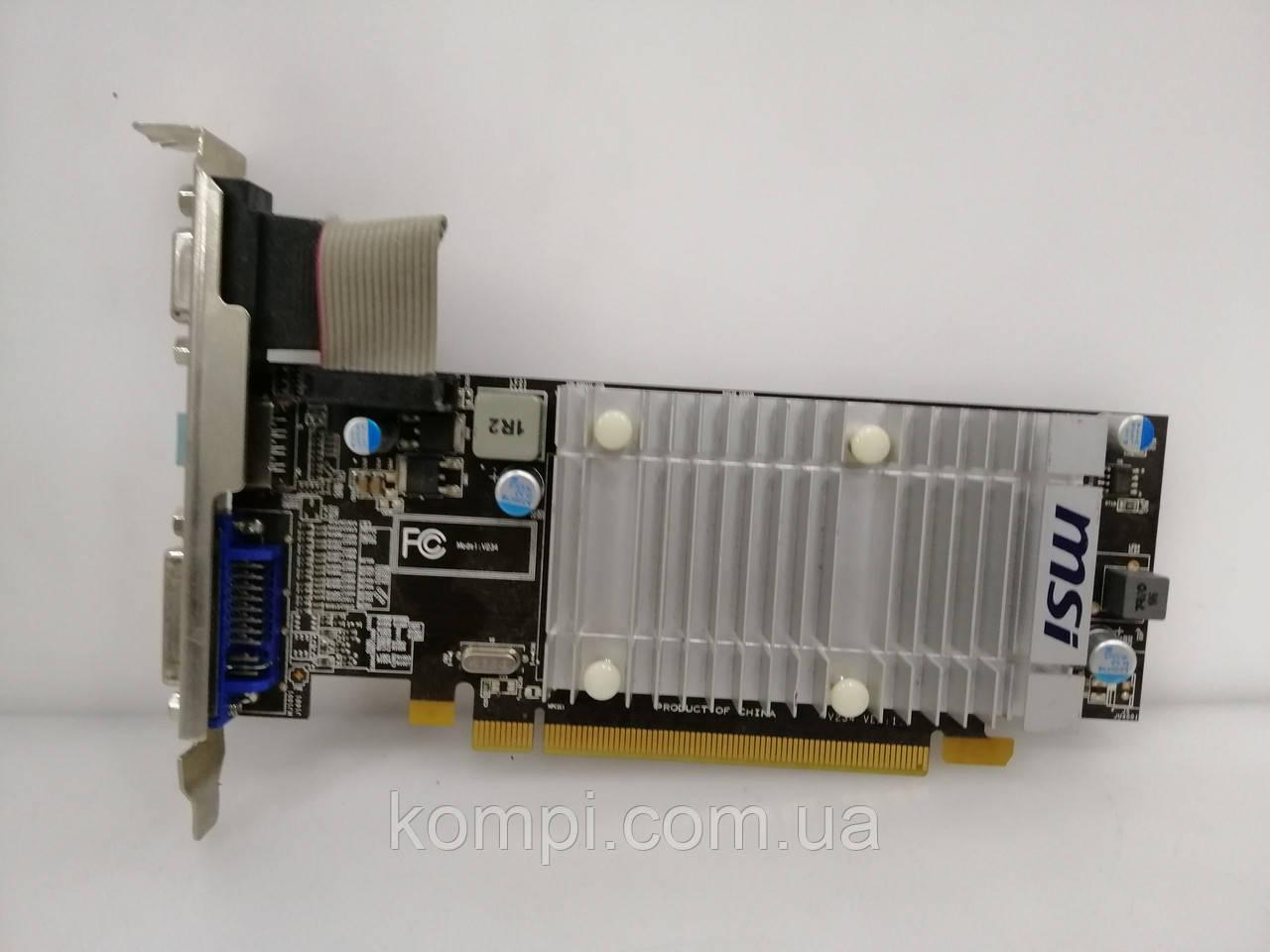 Видеокарта ATI Radeon HD 5450 1GB  PCI-e HDMI