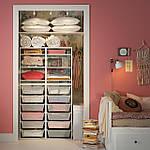 IKEA JONAXEL Стеллаж, 148x51x173 см (192.976.85), фото 3