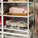 IKEA JONAXEL Стеллаж, 148x51x173 см (192.976.85), фото 4