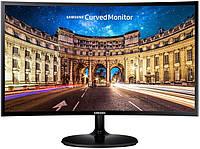 Full HD VA вигнутий монітор Samsung LC27F390FHUXEN, 27 дюймів, РК, фото 1