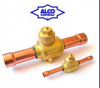 Вентиль шаровый ALCO BVE-014