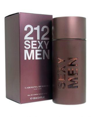 Мужские духи Carolina Herrera - 212 Sexy Men edt 100ml реплика