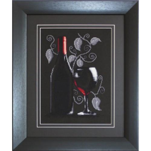Пляшка з вином