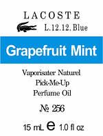 Парфюмерное масло (256) версия аромата Лакост Eau De Lacoste L.12.12. Bleu - 15 мл