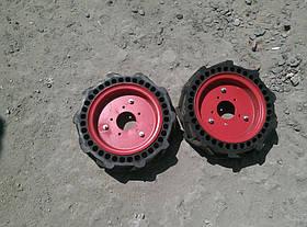 Колеса з гумою НМБ