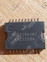 Мікросхема MC33186DH MC33186VW2 корпус SOP20