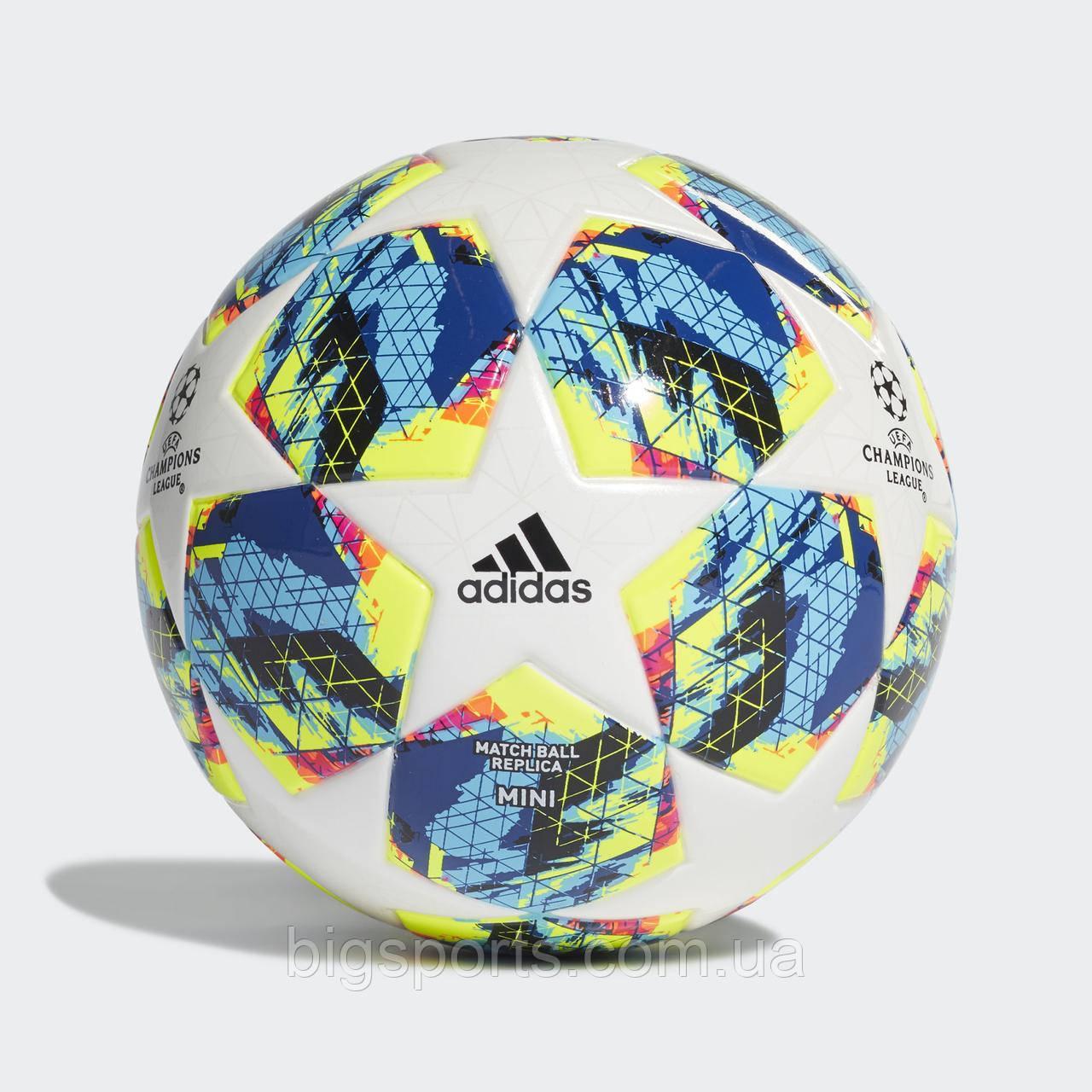 Мяч футбольный Adidas Finale 19 Mini (арт. DY2563)