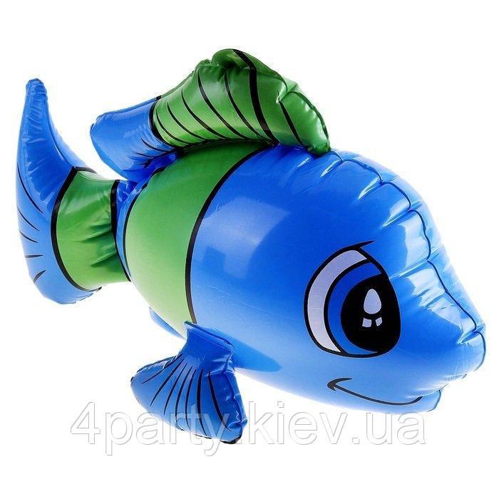 Рыбка-Клоун надувная 040616-003