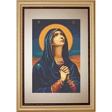 Набори для вишивання хрестом Luca S Релігія Ікона Божої Матері