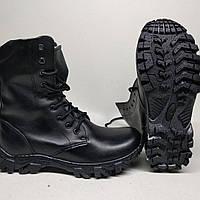 Зимние ботинки с высокими берцами