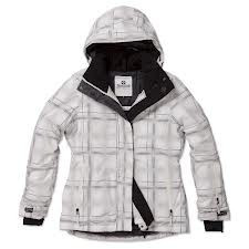 Куртка женская лыжная BRUNOTTI JANDER WOMENS JACKET брунотти, белая