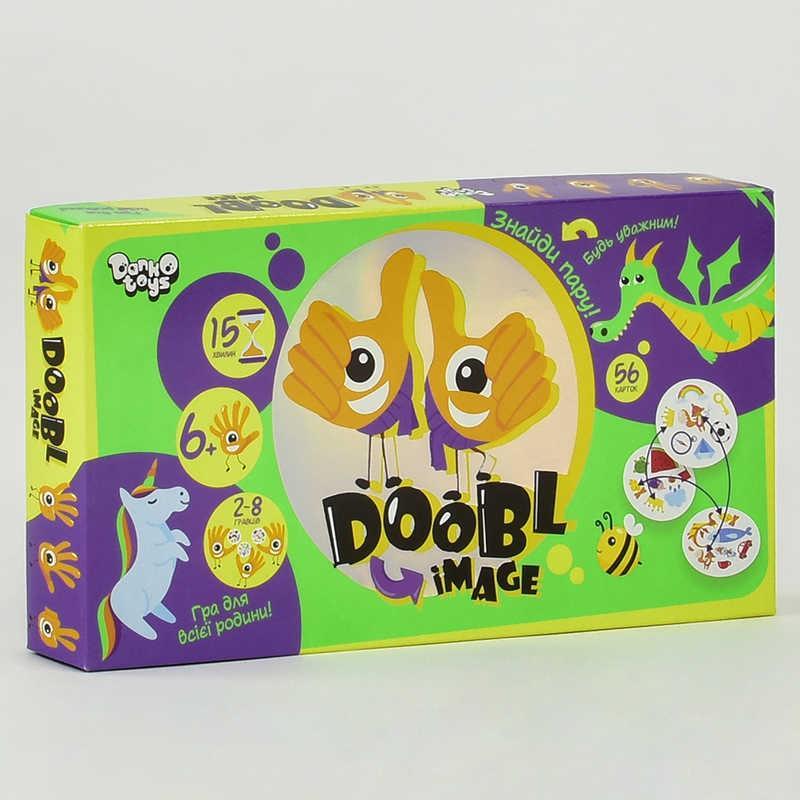 Настольная игра Doobl Image Данко Тойс на украинском языке - 221351