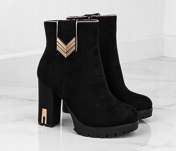 Женские ботинки Consuela