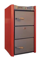 Котел пиролизный Roda Pirotech - 80Е (электронная панель, надувной вентилятор)