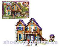 Конструктор Friends Дом Мии: 724 деталей, 3 фигурки