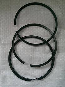 """Кольцо поршневое 70мм толщина """"1,5""""1,5""""3,5мм дизель комплект Индия"""