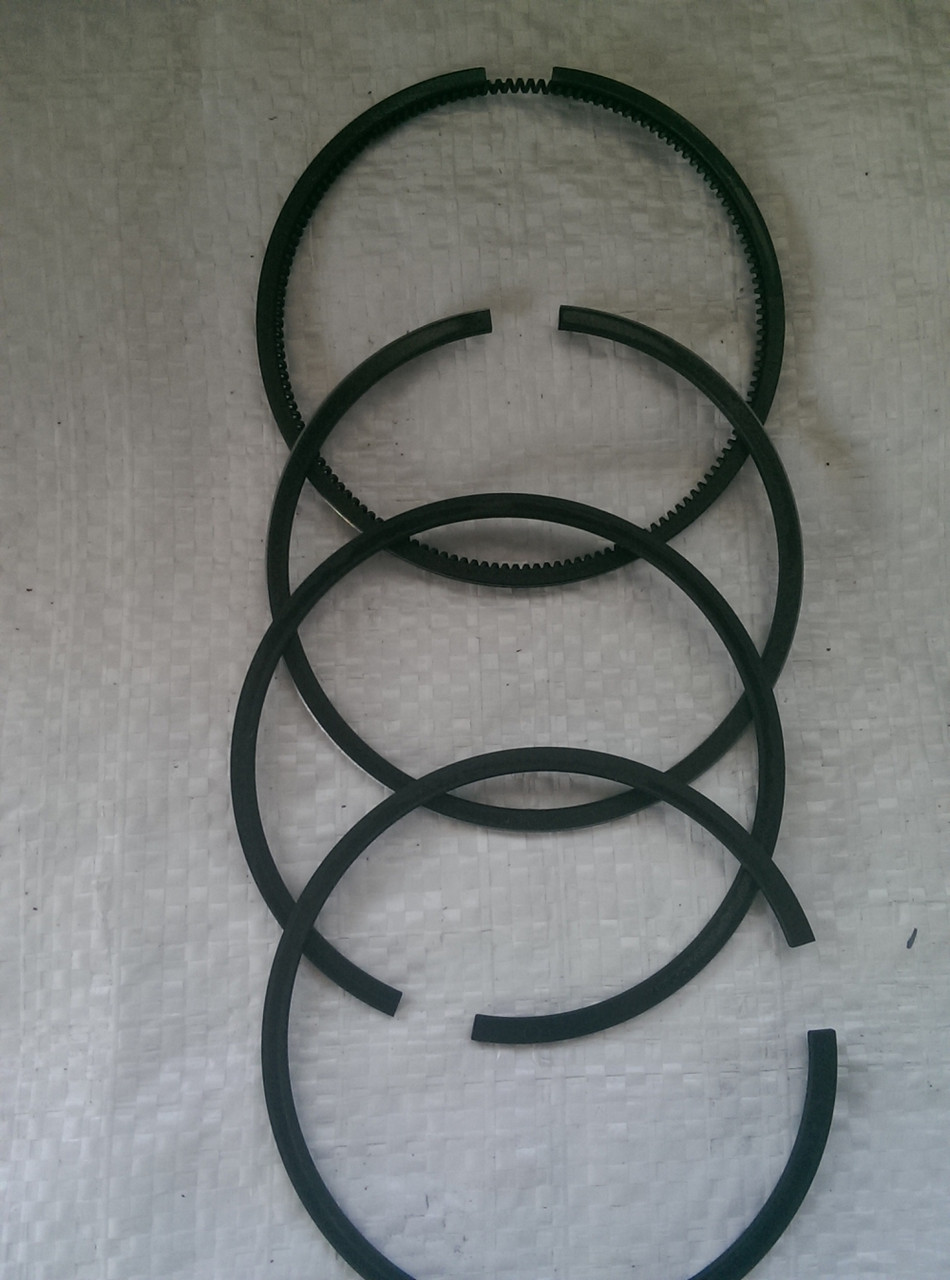 Кільце поршневе 80/80,25 мм 180 водяне охолодження комплект