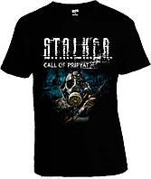 Футболка Stalker Call of Pripyat Mask