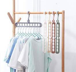 Чудо-вешалка органайзер для одежды