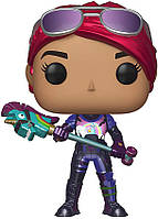 Фигурка Funko POP! Games: Fortnite: Brite Bomber Metallic (36721M)